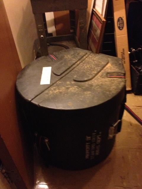 Drum Case 1