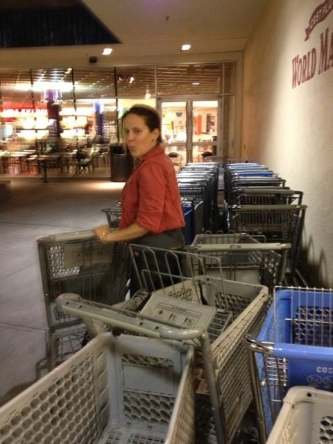 cart w