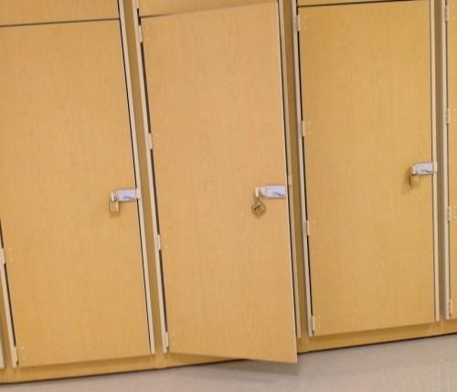 locker 5