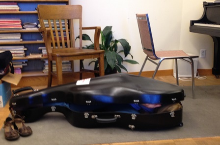 cello case t
