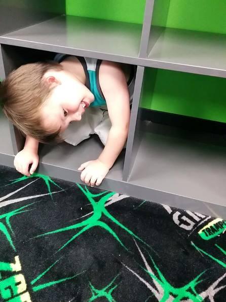 shoe rack 4