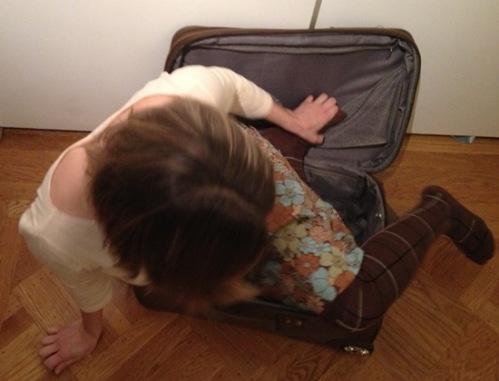 suitcase d